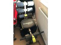 Wonder Core 2 exercise workout fitness machine