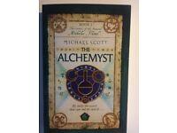 'The Alchemyst' by Michael Scott