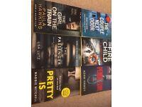 Six Thriller Book Bundle Latest Titles - Fire , Passenger, Pendulum Girl Train