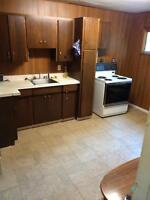 1 bedroom Upper Suite for rent separate laundry $700