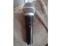 Numark wm200 microphone for sale grab a bargain