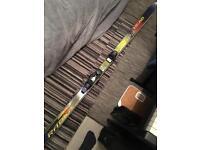 HEAD XP3 skis