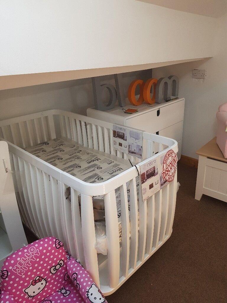 Bloom Nursery Furniture Set