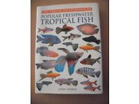 BOOK - EVERYTHING ABOUT TROPICAL FISH