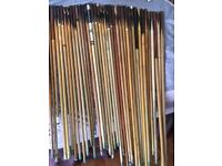 Selection of snooker cues for sal