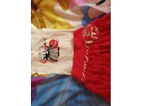 Girls clothes age 4/5