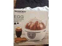 Brand new never used egg warmer/boiler never used