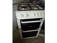 zanussi gas cooker 50cm