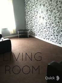 (3seperate flats) 1bedroom flat £65pw dss welcome (deposit required upfront)