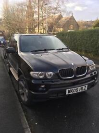BMW X5 3.0d. sports