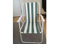 garden/beach chair