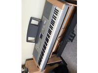 Yamaha DGX640 Keyboard & LP7A Pedal Unit