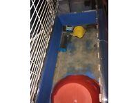 Large guinea pig/rabbit cage