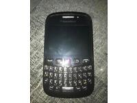 Blackberry curve brand new 9920