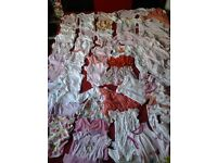 Baby clothes 0 to 3 months and 3 to 6 month