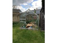 Green house, water tight (approx 1.5m x 2m)