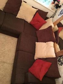 Corner sofa / L sofa