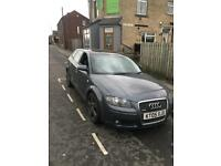 Audi A3 2.0 tfsi s line s tronic dsg full service history low milage genuine hpi clear