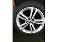 18inch Alloy wheels for Vauxhall Insignia