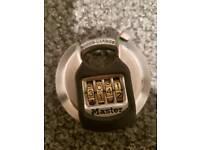 brand new heavy duty padlock