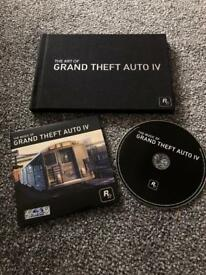 THE ART OF GRAND THEFT AUTO IV