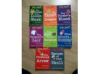 Saxby Smart set of 8 books