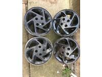 Ford escort alloy wheels