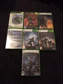 Xbox 360 halo collection