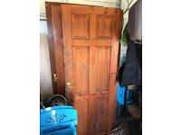 Set of Wooden Internal Doors