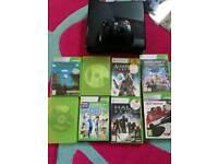 Xbox 360+9 games