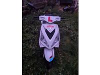 Peugeot Speedfight 3 125cc Moped For Sale **Written Off**