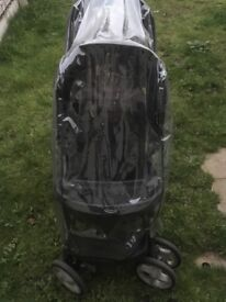 Graco double pushchair in very good condition