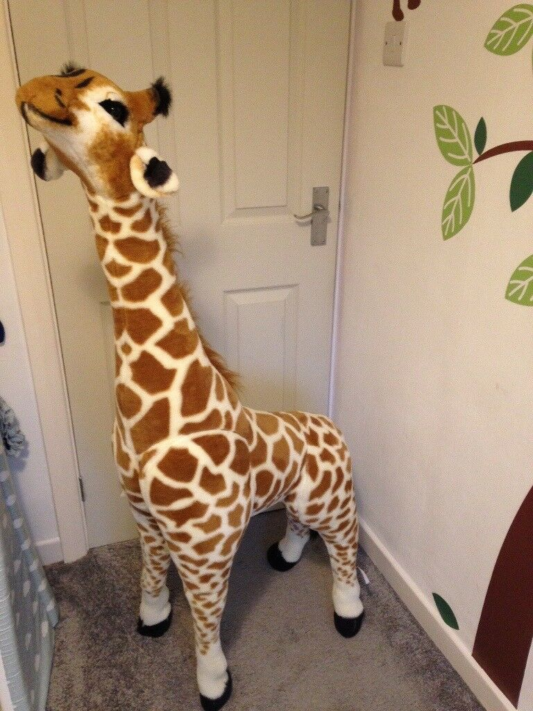 Melissa Doug Giant Giraffe Excellent Condition In Knaresborough North Yorkshire Gumtree