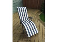 Garden chair,