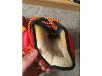Original Windy 14ox boxing gloves