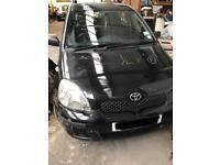 Toyota Yaris 1999-2005 1.3 Petrol (Breaking,Spares)