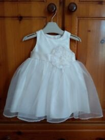 Baby Christening / Bridesmaid dress 3-6 mths
