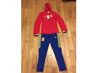 Spain tracksuit 11-12yrs NEW