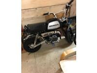 Monkey bike Gorilla 125cc