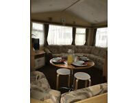Private caravan for hire at Parkdean Resort Mullion, very competative prices.