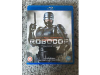 Robocop (Remastered) Bluray