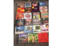23+ music cds as per pictures mainly dance