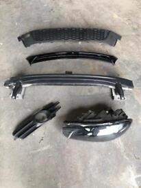 Scirocco parts, headlight, grill, bumper bar