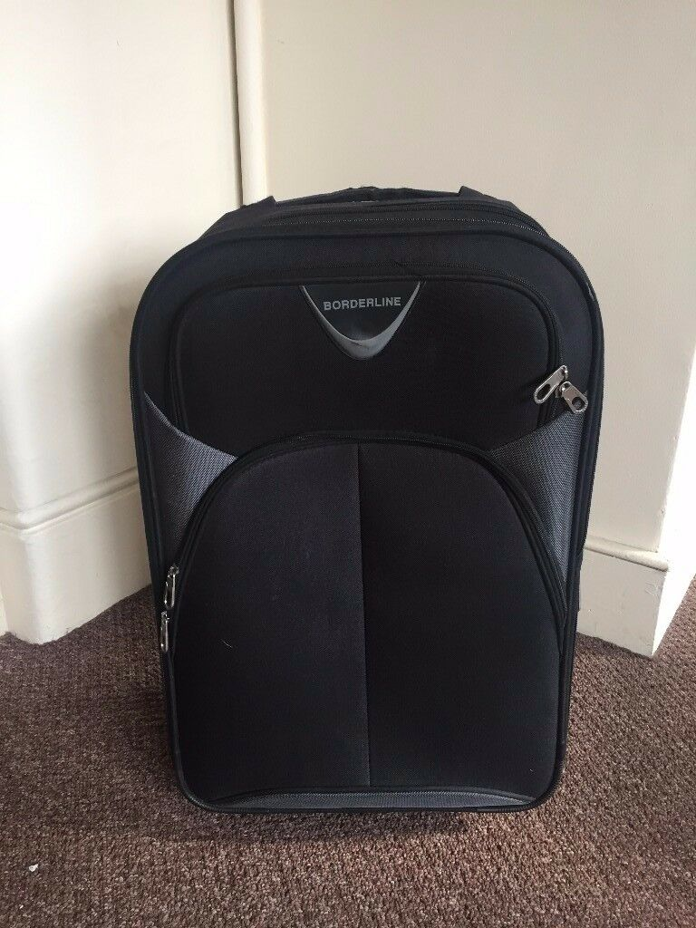 Suitcase (fits ryanairs free bag allowance)