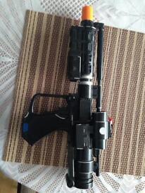 Vintage Star Wars blaster
