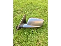 BMW e46 coupe convertible wing mirror N/S