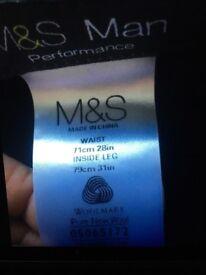 M&S Suit Regular Fit worn once