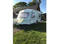 Ace Globetrotter Caravan 3 Berth