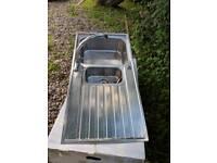 Used Franke Ascona sink (£200 new; one year old)