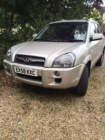 HYUNDIA 2LTR 2WD PETROL motd untill march 2017 excellent condition throught.